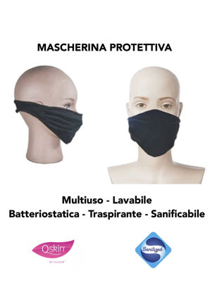 Immagine di MASCHERINA MULTIUSO PROTETTIVA UNISEX MASCH. PROT.